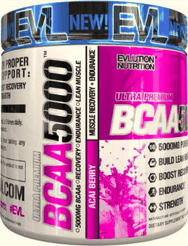 Pre workout with BCAA 5000